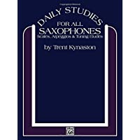 Daily Studies for All Saxophones