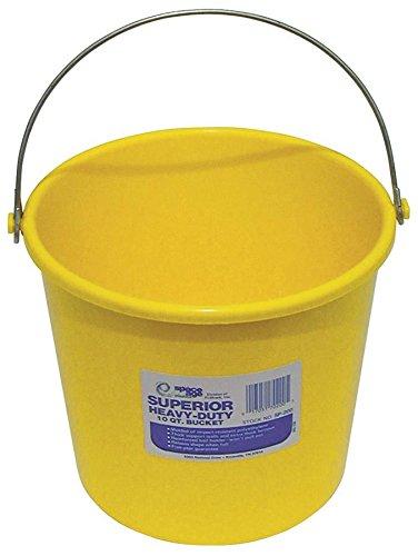 00 12 Utility Pail, 10 quart (10 Qt Plastic Pail)