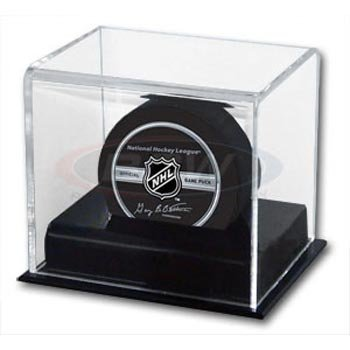 BCW Acrylic Base Puck Display (Acrylic Nhl Hockey Puck)