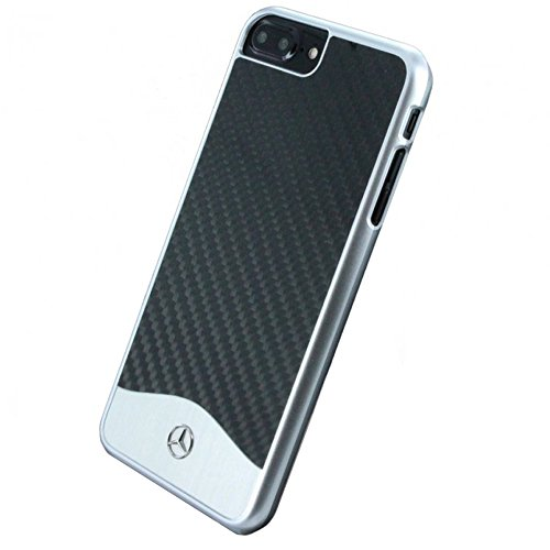 iphone-7-plus-case-mercedes-benz-impact-resistant-wave-v-carbon-fiber-brushed-aluminium-hard-case-bl