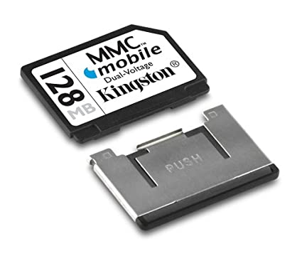 Kingston Technology 128MB MMCmobile 0.125GB MMC Memoria ...