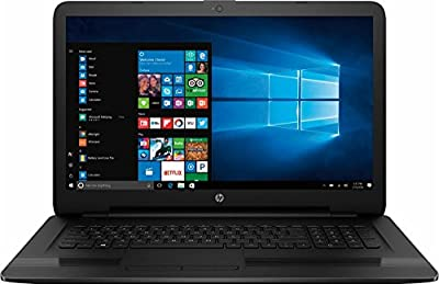 "HP - 17.3"" Laptop - Intel Core i7 - 8GB Memory - 1TB Hard Drive - Black"