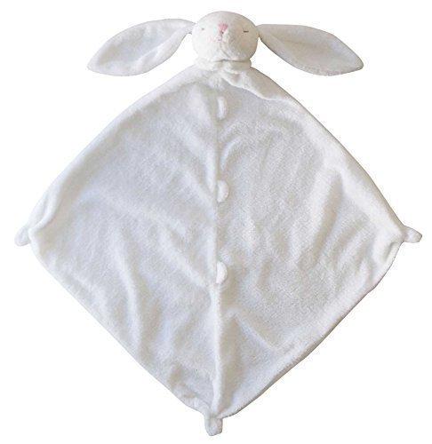 Angel Dear Blankie, White Bunny by Angel Dear [並行輸入品]   B015RYBM1E