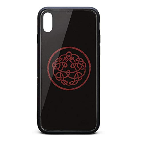 Hey-ifx iPhone Xs Max Case King-Crimson-Logo- Anti-Scratch for sale  Delivered anywhere in Canada