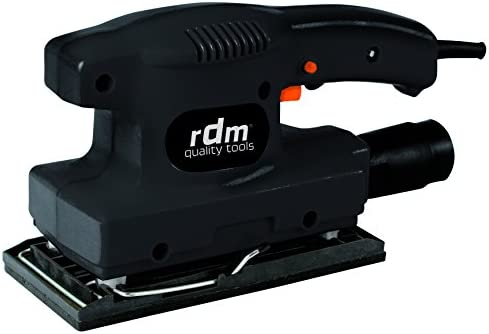 Lijadora orbital RDM Quality Tools 70004, 135W, 10000 rpm ...