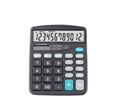 calculator-amanstino-large-12-digit-electronic-desktop-calculator-battery-solar-powerd-standard-func