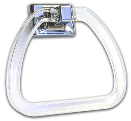 KISSLER 779-0514 Acrylic Towel Ring
