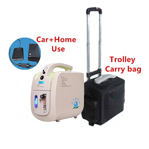 Battery Oxygen Concentrator Portable - 9