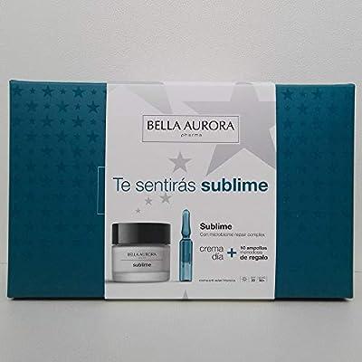 Pack Sublime Dia + ampollas (10 unds) Bella Aurora: Amazon.es: Belleza