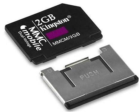 Kingston Technology 2GB MMCmobile Dual Voltage 2GB MMC ...