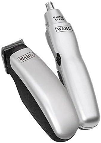 Wahl 9962-1617 Grooming Gear - Set de viaje con cortapelos y ...