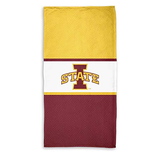Official NCAA ISU Cyclones - Beach Towel