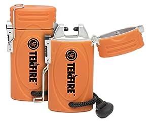 UST TekFire Fuel-Free Lighter,orange