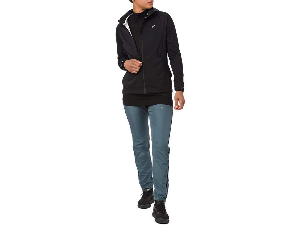 ASICS 2012A018 Women's System Jacket, Performance Black, Large by ASICS (Image #7)