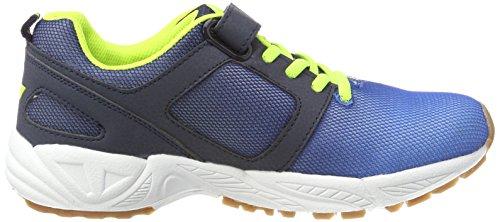 Lico Herren Charly Vs Multisport Indoor Schuhe Blau (Marine/Blau/Lemon)