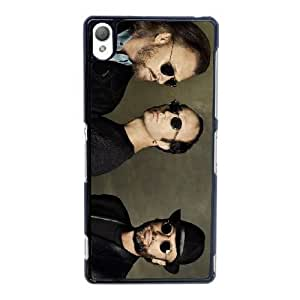 Sony Xperia Z3 Cell Phone Case Black Bee Gees AS7YD3628994