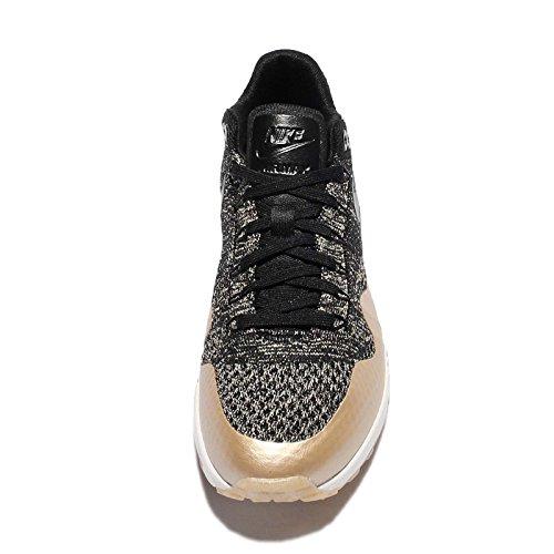 Metallic Black 001 0 Noir W 1ULTRA Gold Air Flyknit Max 2 Nike Metallic wSqzx0X7