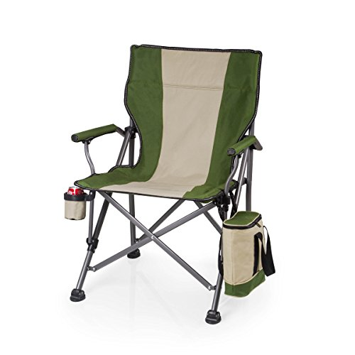 ONIVA - a Picnic Time brand Outlander Camp Chair, Khaki by ONIVA - a Picnic Time brand
