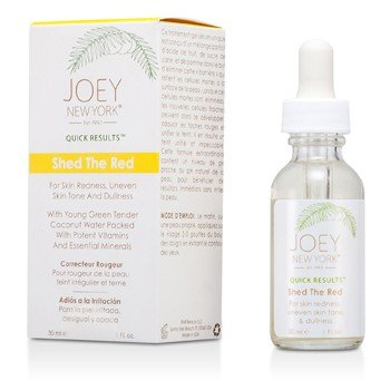 Sugar Cane New York - Joey New York Quick Results Shed The Red, 1 Ounce