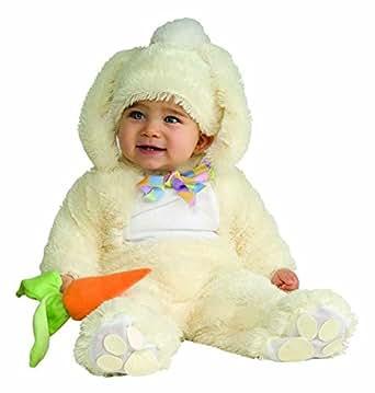 Rubie's Costume Baby Bunting Vanilla Bunny Costume, Vanilla, 0-6 Months