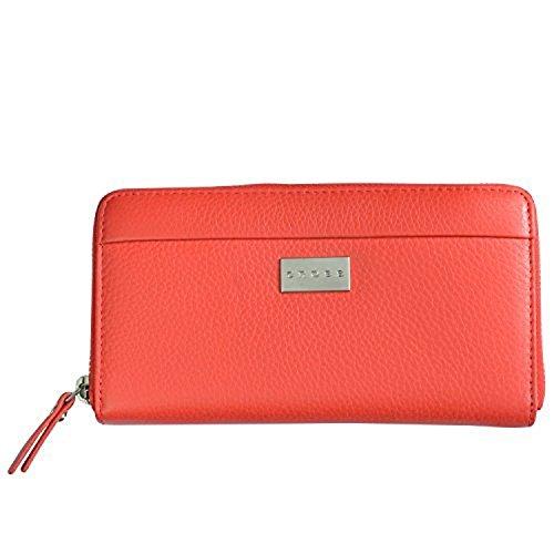 Filofax Red Leather Bag - 6
