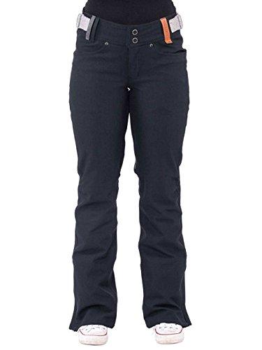 Holden Standard Skinny Stretch Pant - Women's Black, M (Pants Holden Snowboarding)