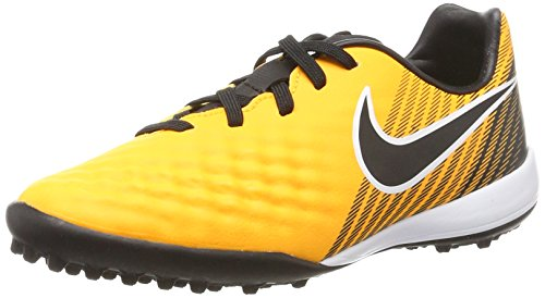 Nike Jr. Magistax Onda Ii Tf, Zapatillas de Fútbol Unisex Niños Naranja (Laser Orange/black-white-volt)