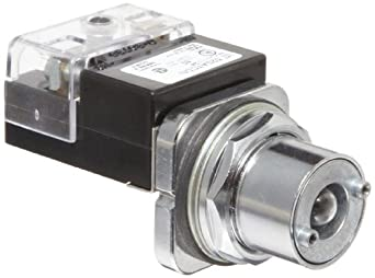 Siemens 52SA7CDN Heavy Duty Selector Switch, Water and Oil Tight, 3 Positions, Illuminated, Maintained Operation, Short Lever, Full Voltage, 757 Type Lamp, C Cam Code, 24V Voltage