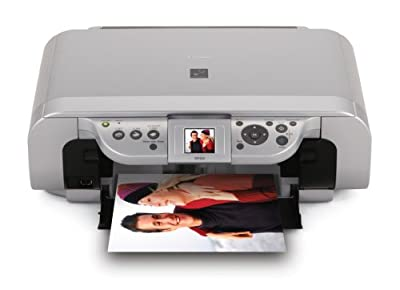 Canon PIXMA MP460 All-In-One Photo Printer (1449B002)