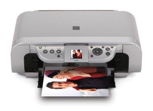 Canon PIXMA MP460 All-In-One Photo Printer (1449B002) by Canon