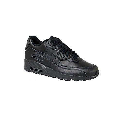 Nike Air Max 90 LTR (GS), Zapatillas Unisex Niños Noir
