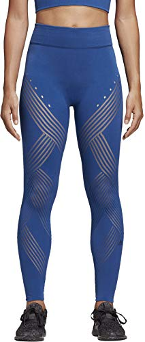 Legend Warpknit Donna Hr Adidas Marine Leggings Sportivi TRaq7HOwCX
