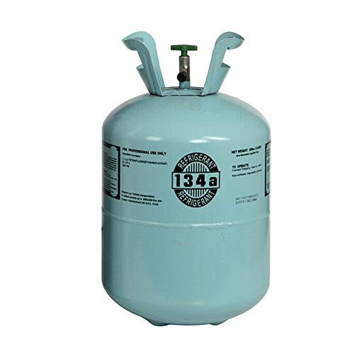 Refrigerant Zeiger R134A Car, Full of R-134A, Net 30LB Tank, 134A Suitable for Automotive air conditioners, refrigerators