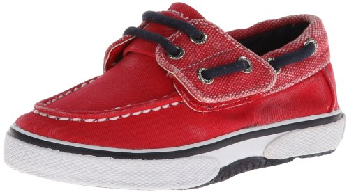 Sperry Top-Sider Halyard Boat Shoe (Toddler/Little Kid),Blue,5 M US Toddler
