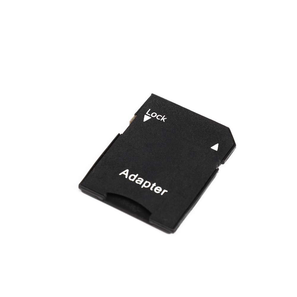 Docooler TF Card to SD Memory Card Reader Converter Card Reader for Adapter TF Card Cover