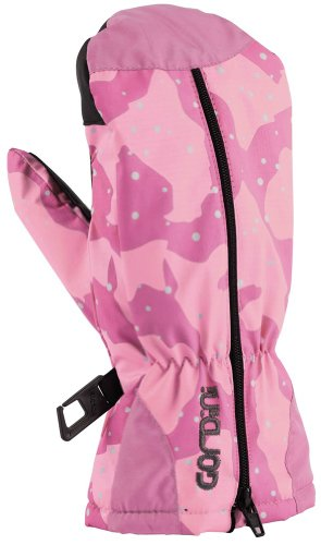 Gordini® Toddler Groovy Mitt Pink Print M