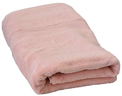 "Royal Velvet Bath Towel - Royal Velvet Luxury Signature Soft Solid Bath Towel - 30x54""- Dusty Pink"