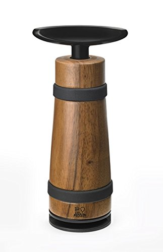 Peugeot 200565 Barrel Infinity Corkscrew Wood Wine Opener, Walnut by Peugeot