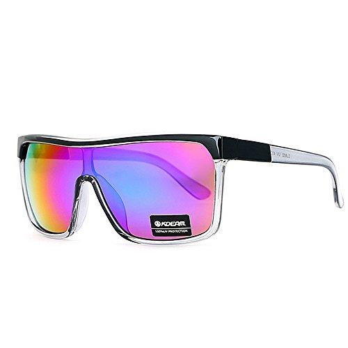 Montura Pieza De De Gafas Sol LBY Resistentes Gafas De De Gafas Grande de Montar C4 Exterior Viento para Una De Hombre Unisex Gafas C4 Sol Color Al Sol Comercio De xqAqIa68w