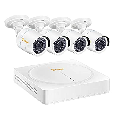1080p Video Security System by Nine Star Security & Technology Inc.