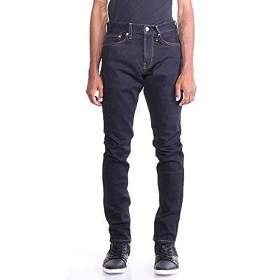 Calvin Klein Jeans Mens CKJ 026 Slim Jeans in Austin Blue Rinse