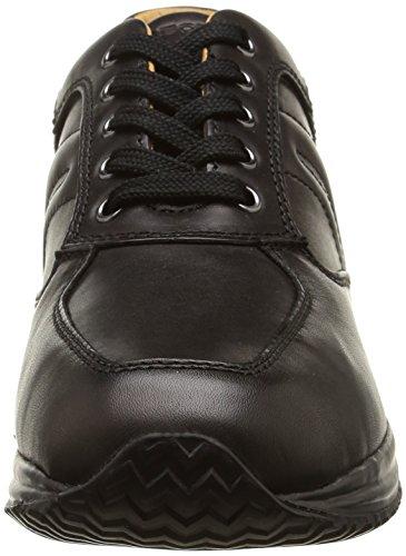 Geox Men's U Happy Art. H Low-Top Sneakers Black (Blackc9999) sV3FfIZo
