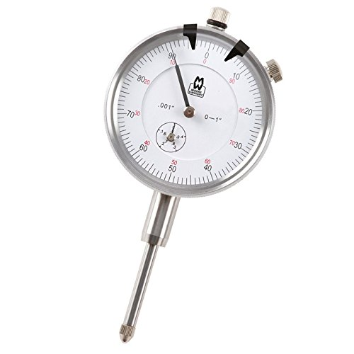 1'' Moore and Wright Dial Indicator - 401 Series