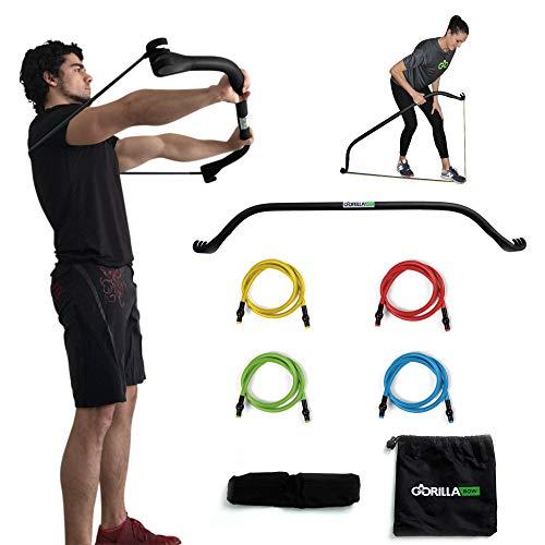 Gorilla Bow Portable Home Gym...