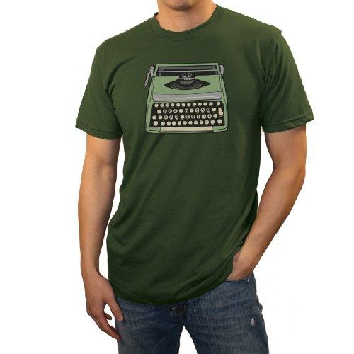 WEA Men's Death Cab For Cutie 'Typewriter' T-Shirt