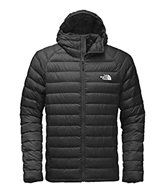 The North Face Men's M Trevail Hoodie,Tnfblack/Tnfblack,L