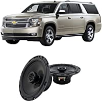 Fits Chevy Suburban 2007-2014 Front Door Factory Replacement Harmony HA-R65 Speakers