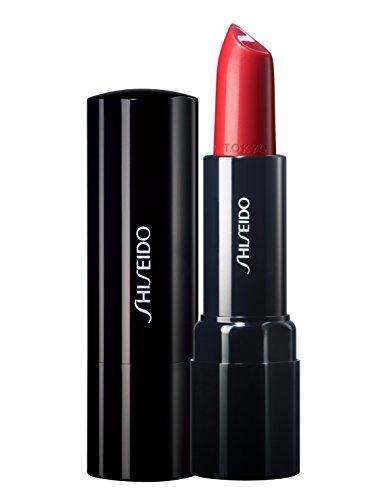 Shiseido Perfect Rouge Lipstick for Women, No. RD533 Showgirl, 0.14 oz