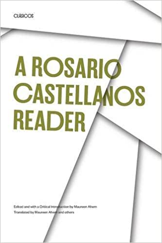 Amazon a rosario castellanos reader an anthology of her poetry a rosario castellanos reader an anthology of her poetry short fiction essays and drama texas pan american series 1st edition fandeluxe Images