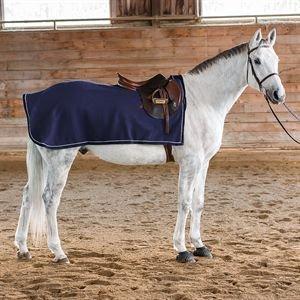 Amazon com : Rider's Dover Saddlery Fleece Exercise Rug